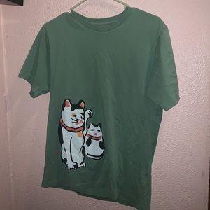 Uniqlo Cat Tee